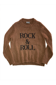 Wooden Ships Chunky Crew Pullover Sweater - Other