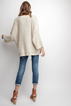 Unknown Factory Chunky Dolman Sweater - Alternate List Image
