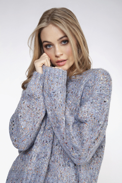Dex Chunky Knit Confetti Sweater - Product List Image