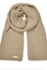 Katie Loxton Chunky Knit Scarf - Front cropped