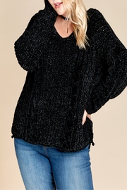 Oddi Chunky Knit Sweater - Product Mini Image