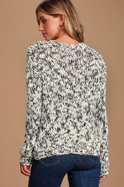 MINKPINK Chunky Knit Sweater - Side cropped