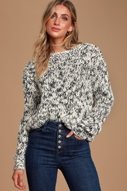 MINKPINK Chunky Knit Sweater - Front cropped