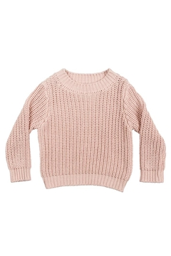 Huxbaby Chunky Knit Sweater - Product List Image