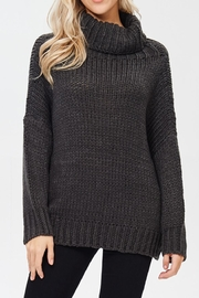 Jolie Chunky Knit Sweater - Product Mini Image