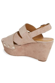 Marc Fisher Chunky Platform Wedges - Front full body
