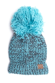 C.C. Chunky Pom Hat - Product Mini Image