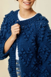 Hayden Los Angeles Chunky Pompom Sweater - Front full body