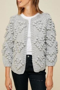 Hayden Los Angeles Chunky Pompom Sweater - Product List Image