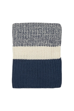 Darzzi Chunky Ribknit Throw - Product List Image