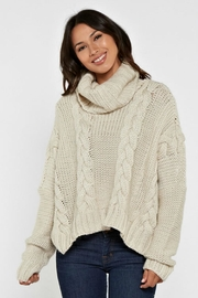 Unknown Factory Chunky Sweater - Product Mini Image