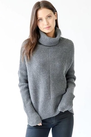 Six Fifty Chunky Turtleneck Sweater - Product Mini Image