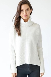 Six Fifty Chunky Turtleneck Sweater - Front full body