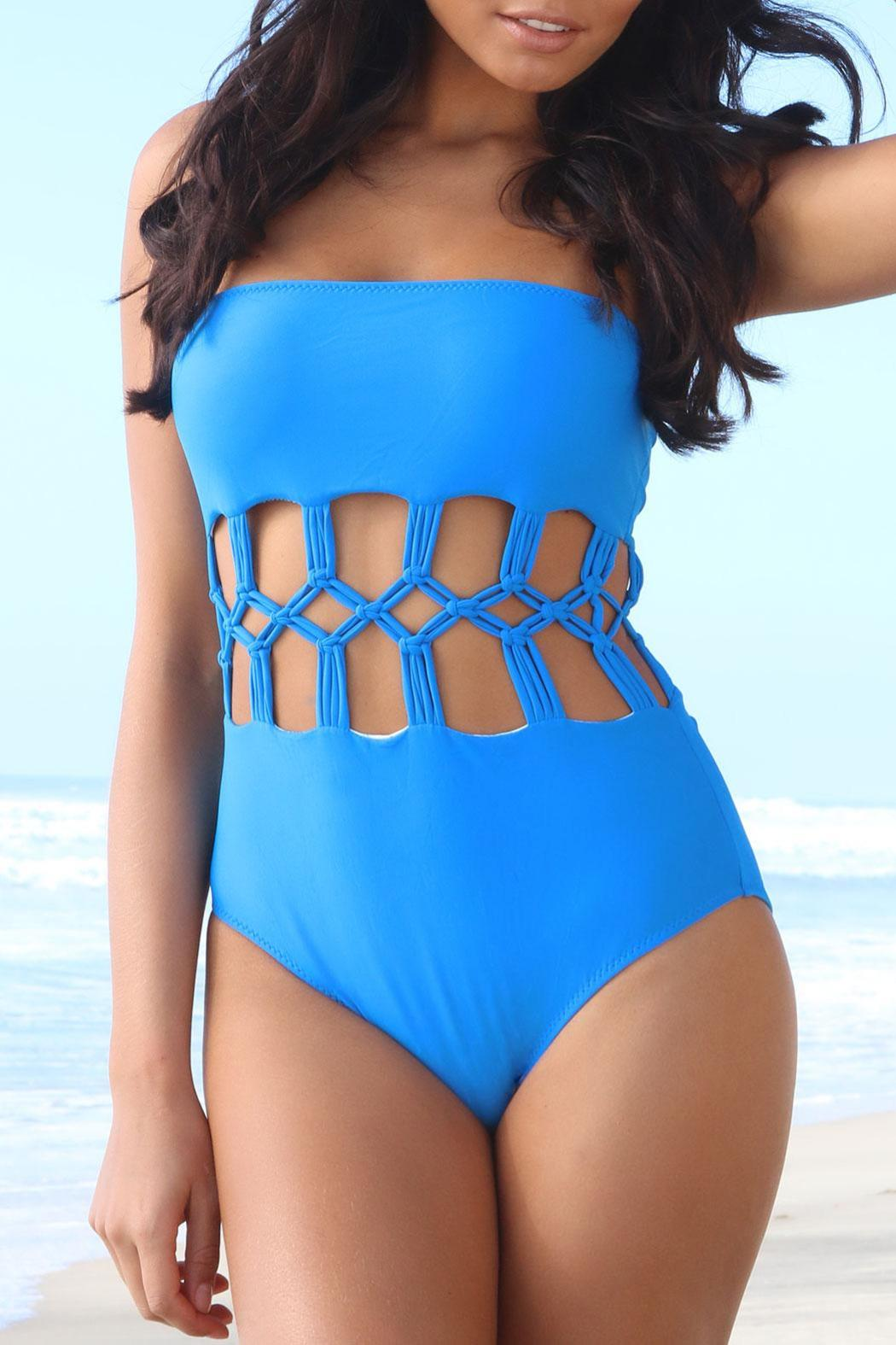Chynna Dolls Dubai One Piece - Front Cropped Image