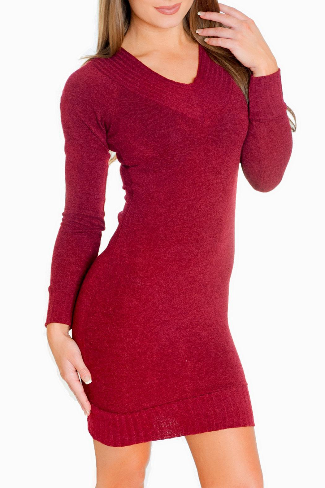 Chynna Dolls Gigi Sweater Dress - Main Image