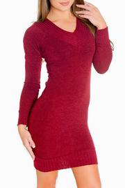 Chynna Dolls Gigi Sweater Dress - Product Mini Image