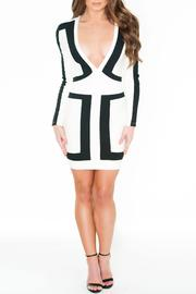 Chynna Dolls Julia Bodycon Minidress - Product Mini Image