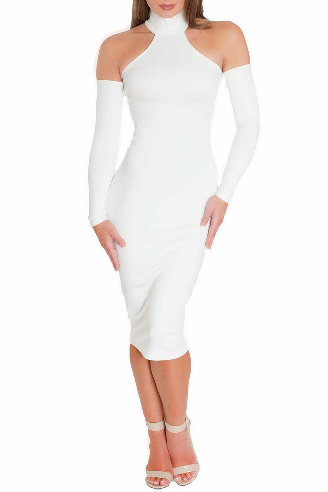 Chynna Dolls Kyla Midi Dress - Front Cropped Image