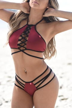 Shoptiques Product: Madison Bottom Swimwear