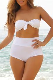 Chynna Dolls Malibu Highwaisted Bottom - Side cropped