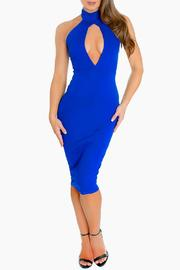 Chynna Dolls Mya Midi Dress - Front cropped