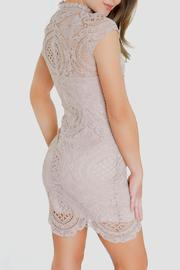 Chynna Dolls Phoebe Lace Dress - Front full body