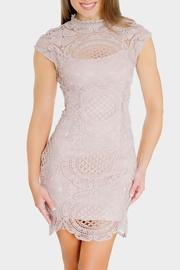 Chynna Dolls Phoebe Lace Dress - Front cropped