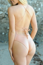 Chynna Dolls Phoenix Nude One Piece - Front full body