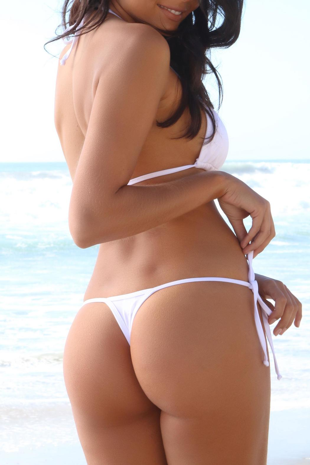Chynna Dolls Rio Thong Bottom - Front Cropped Image