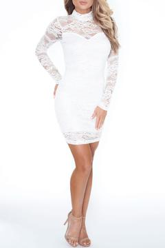 Shoptiques Product: Scarlett Lace Dress