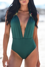 Chynna Dolls Green Selma Swimwear - Product Mini Image