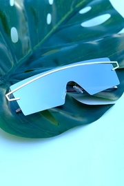 Chynna Dolls Silver Sunglasses - Product Mini Image