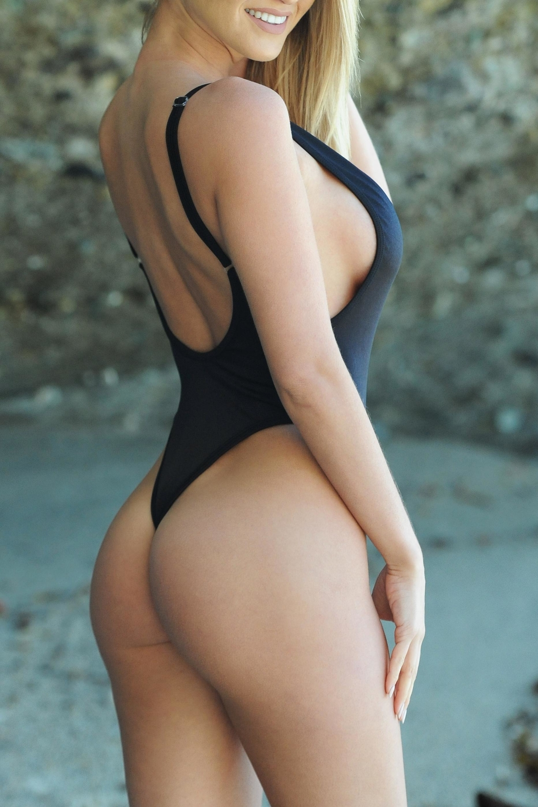 Chynna Dolls St. Martin Thong - Front Full Image