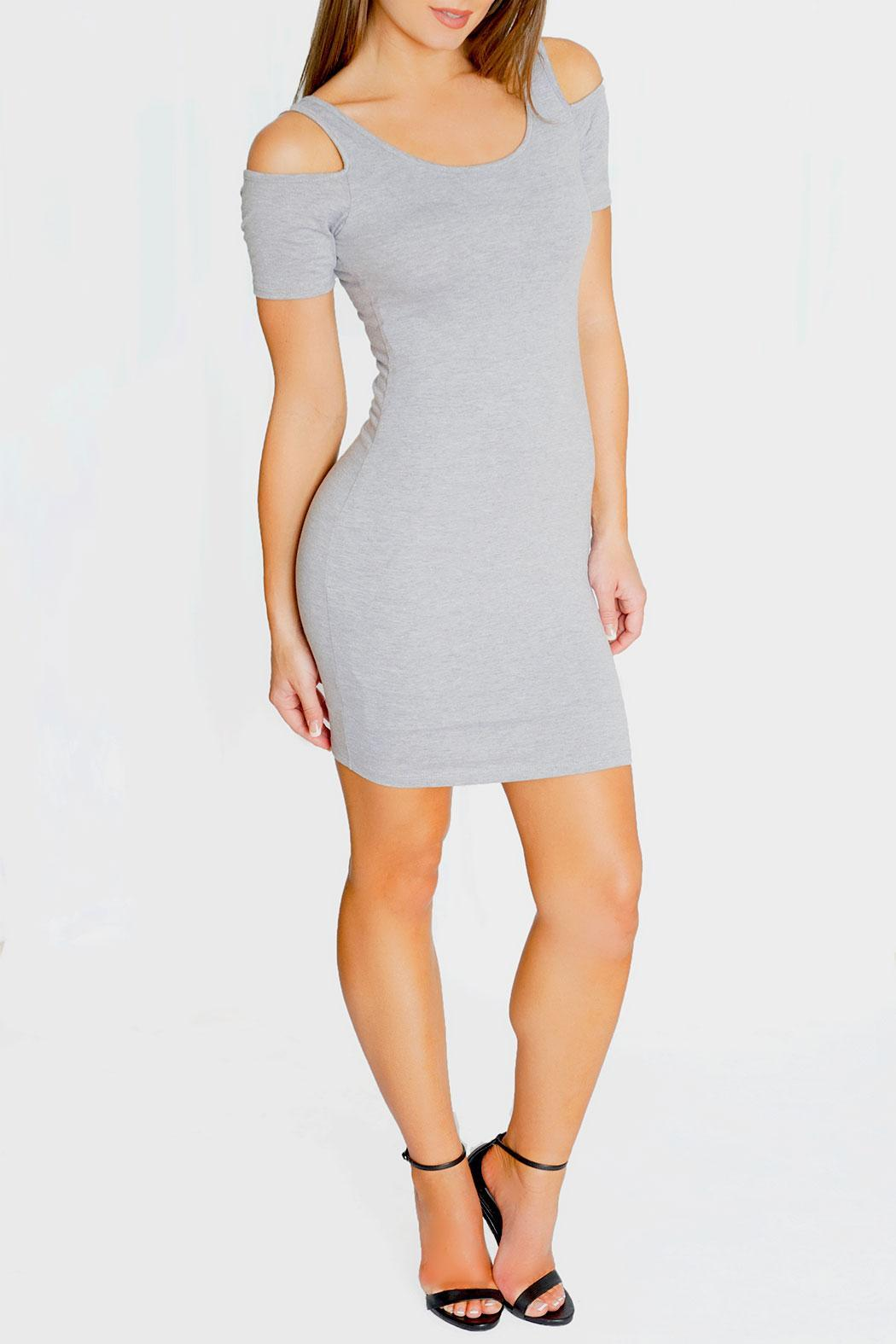 Chynna Dolls Tatum Casual Dress - Front Cropped Image