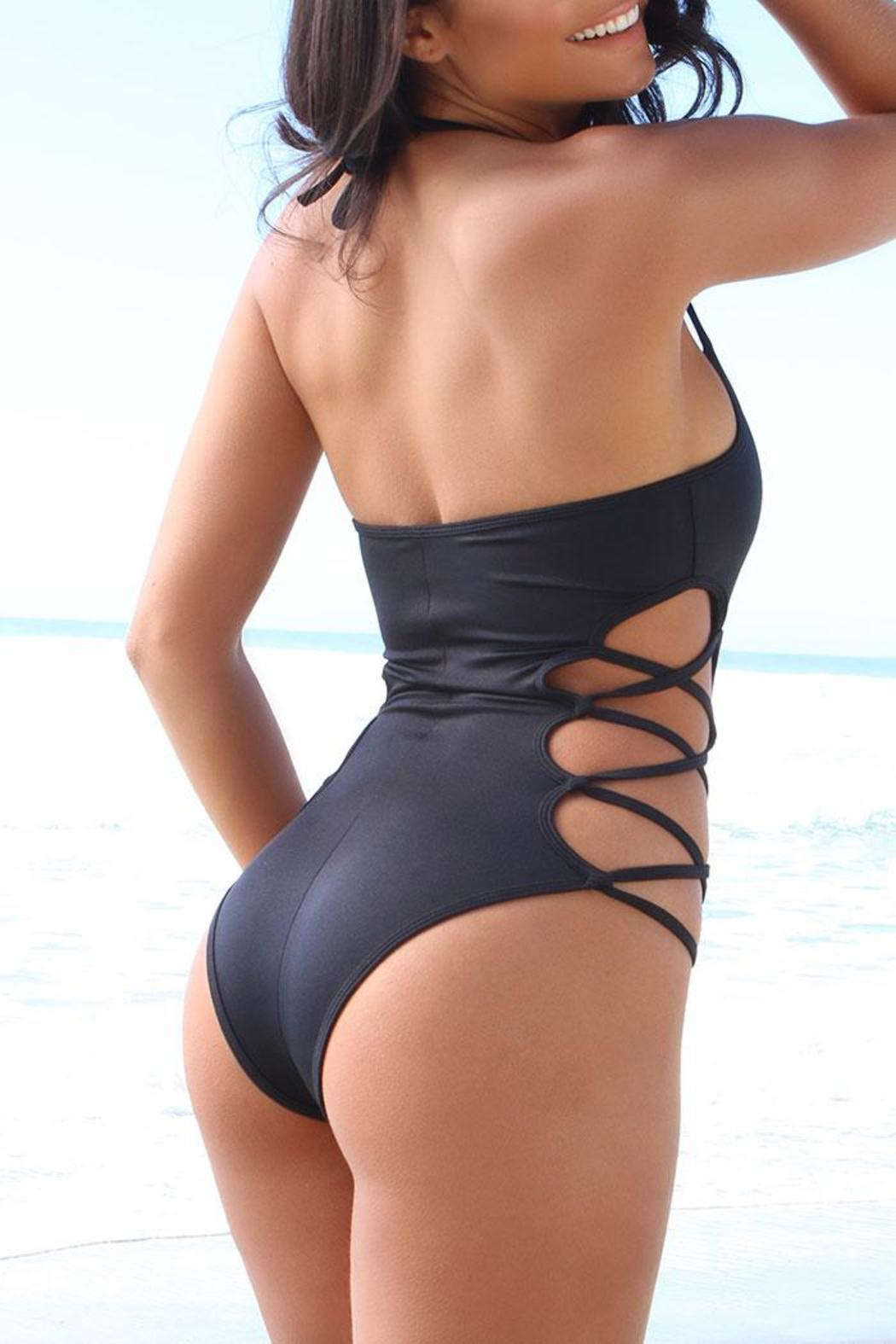 Chynna Dolls Vegas One Piece - Front Full Image