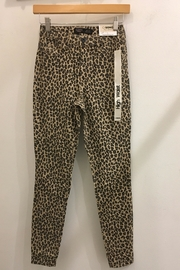 CI SONO Cheetah Print Pants - Product Mini Image