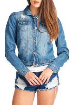 Shoptiques Product: Denim Daze Jacket