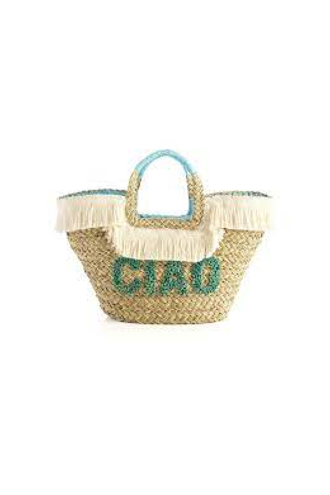 Shiraleah Ciao Beach Tote - Front Cropped Image