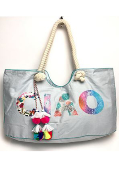 Wander CIAO Tote Bag - Alternate List Image