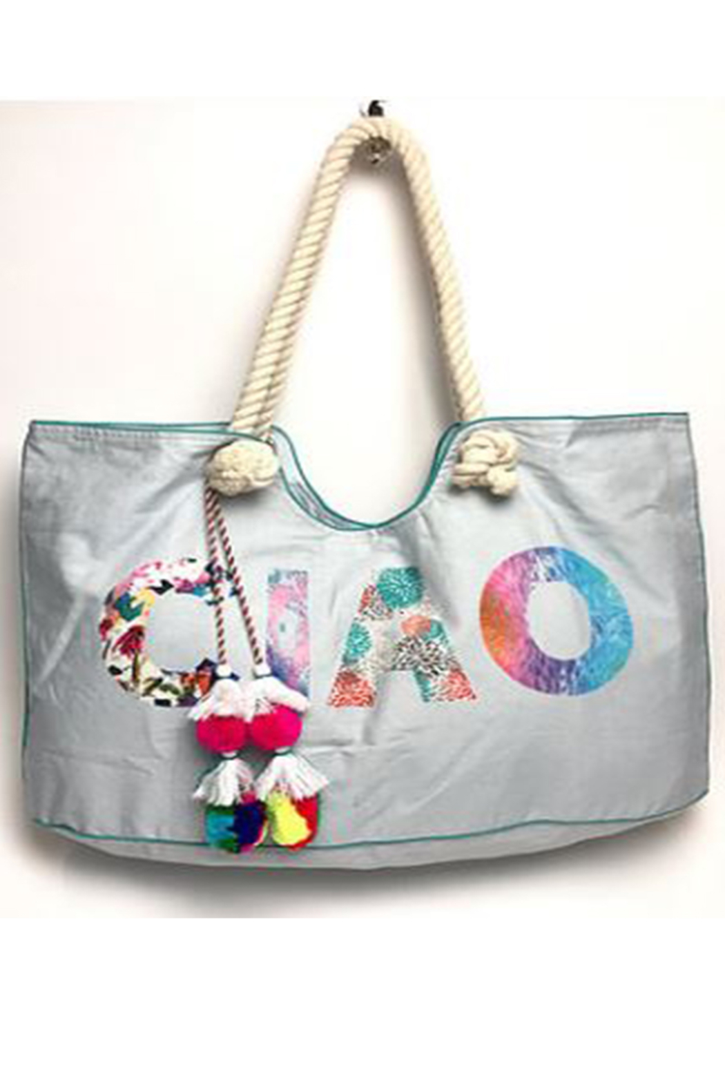 Wander CIAO Tote Bag - Front Cropped Image