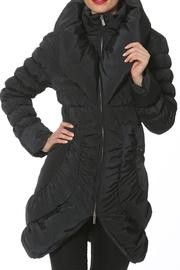 Ciao Milano Sophisticated Puffer Coat - Product Mini Image