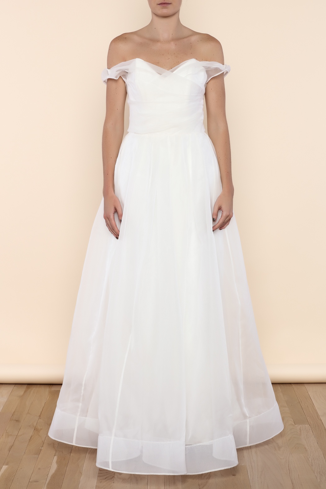 Cicada Ava Gown - Front Full Image