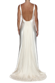Cicada Elana Gown - Back cropped