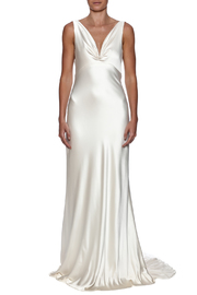 Cicada Elana Gown - Front cropped