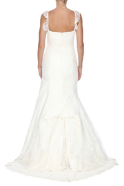 Cicada Elizabeth Gown - Back cropped