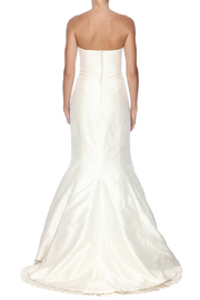 Cicada Jessica Gown - Back cropped