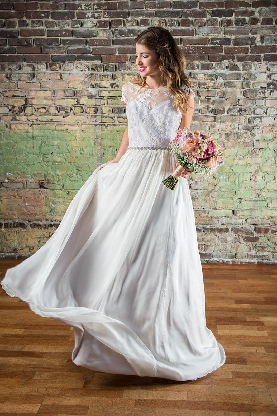 Cicada Juliet Gown - Front Full Image