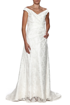 Cicada Lace Heather Gown - Product List Image