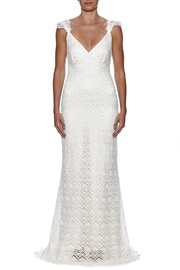 Cicada Liberty Gown - Front cropped