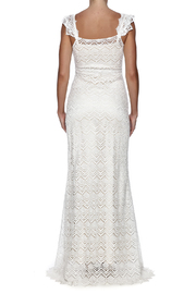 Cicada Liberty Gown - Back cropped